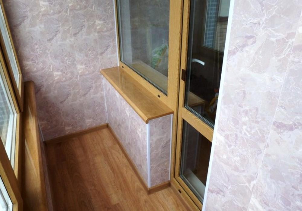 Остекление и утепление лоджий и балконов в раменском.