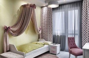 Дизайн проект трехкомнатной квартиры 70 кв.м.12