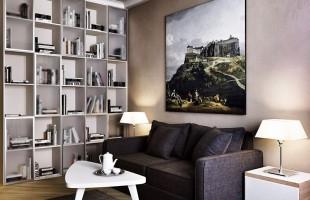 Дизайн-проект для трёхкомнатной квартиры 150 кв. м. 9