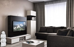 Дизайн-проект для трёхкомнатной квартиры 150 кв. м. 2