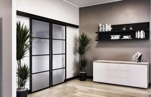 Дизайн-проект для трёхкомнатной квартиры 150 кв. м. 3