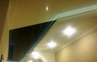 фигурные потолки из гипсокартона в раменское (3)