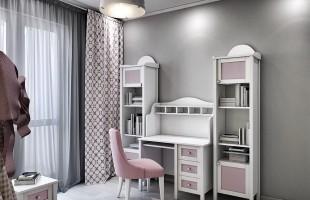 Дизайн проект трехкомнатной квартиры 70 кв.м.9
