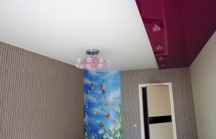 натяжные потолки в раменское (7)