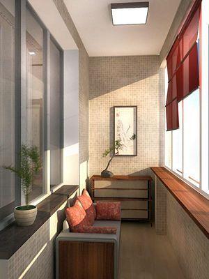 утепление и остекление балконов, лоджий в Раменском