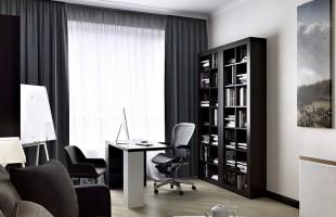 Дизайн-проект для трёхкомнатной квартиры 150 кв. м. 6