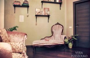 Дизайн проект однокомнатной квартиры-3