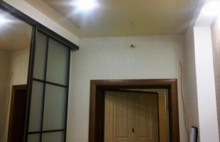 фигурные потолки из гипсокартона в раменское (19)