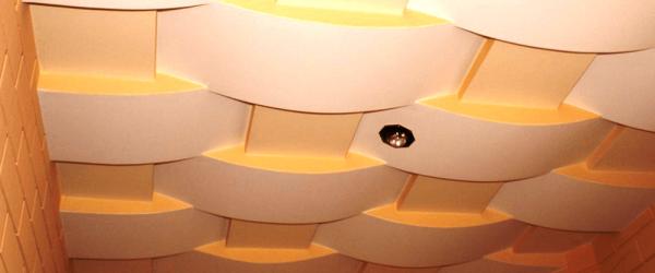 Многоуровневые потолки из гипсокартона в Раменское (2)
