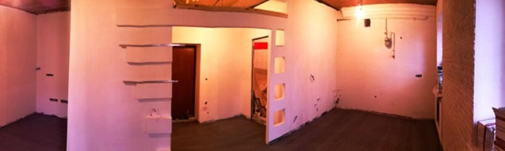 заказать ремонт квартиры под ключ в Раменском