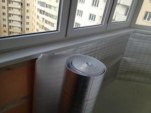Утепление, остекление, отделка балконов и лоджий в Раменском