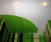 натяжной потолок в ванную комнату в Раменском